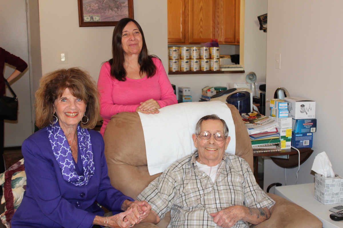 Family & Nursing Care At Home Living Assistance