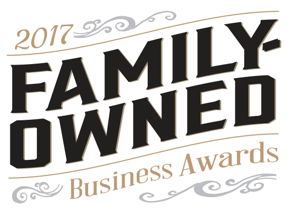 2017 Family Owned Business Award