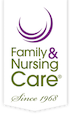 Family & Nursing Care Logo