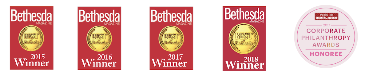 Best of Bethesda Awards Won by Family & Nursing Care