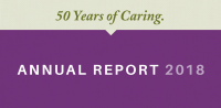 Annual Report 2018 for Family & Nursing Care